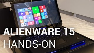 Alienware 15 (2015) Unboxing & Hands-On