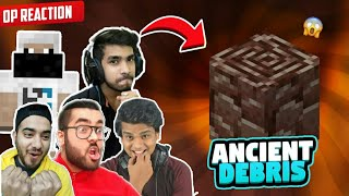 Gamers React First Time Find Ancient Debris | Battle Factor
