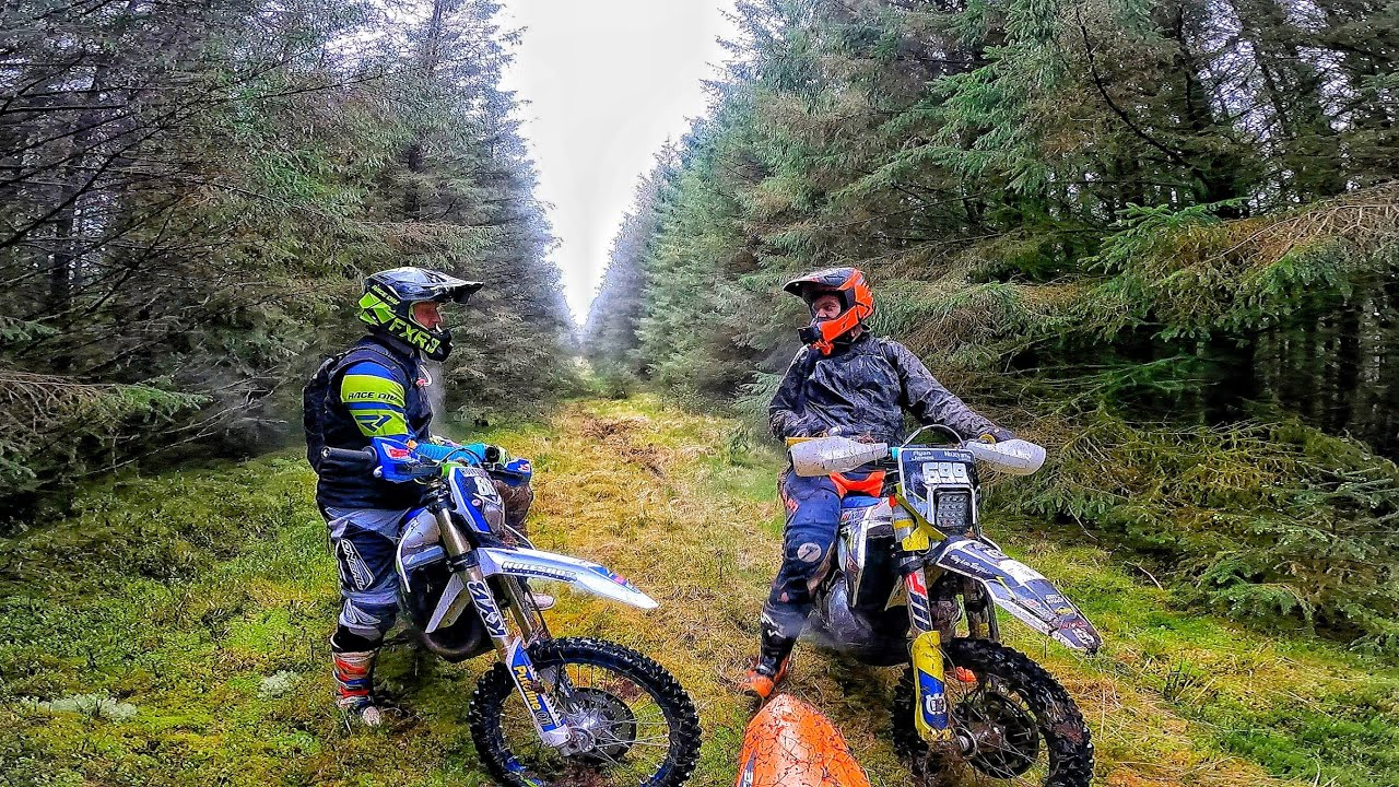 There's No Turning Back - Enduro