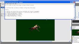 AS 3.0 Horse Race - Part 4
