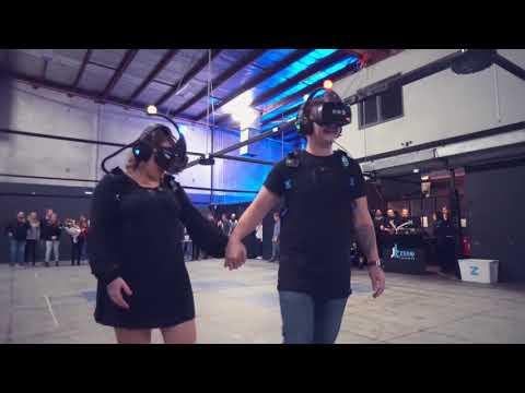 Marriage Proposal in Zero Latency Virtual Reality