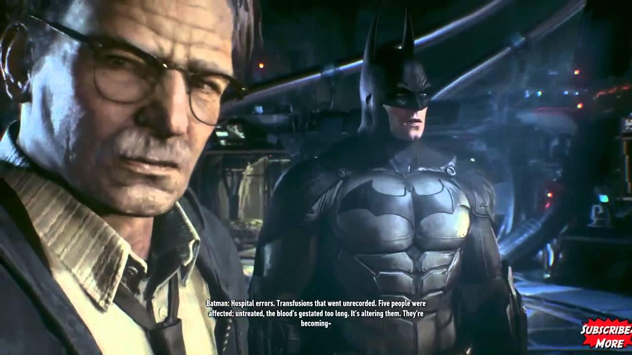 The Joker Virus (Batman Arkham Knight HD) - YouTube