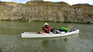 Upper Missouri River Canoe Trip