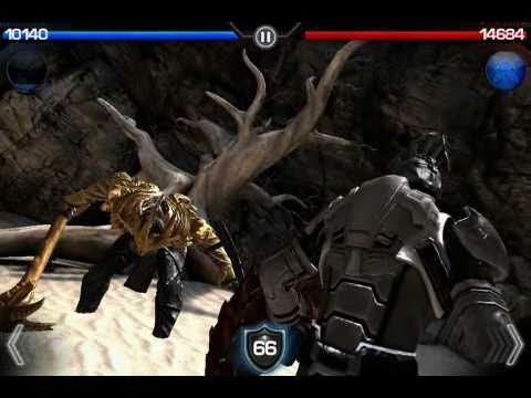 [iOS] Infinity Blade The Deathless Kings Walkthrough Part 4