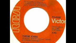 These Eyes(MONO MIX) by The Guess Who on 1969 RCA Victor records.