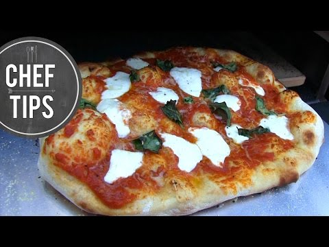 Wood Fired Pizza Margherita Recipe