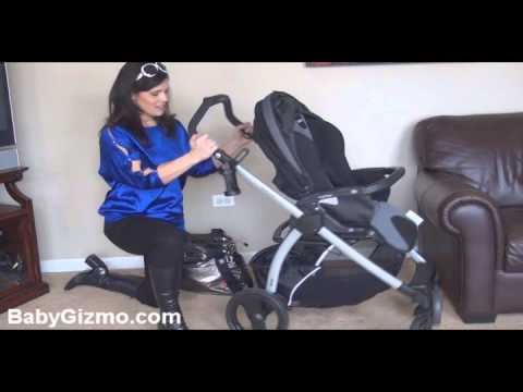 Peg Perego Book Plus Video Review - Baby Gizmo