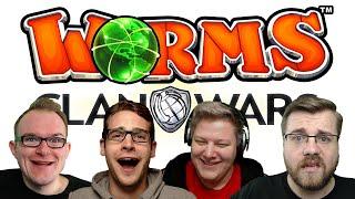 Mehr Spaß in Worms ist nicht möglich 🎮 Worms Clan Wars