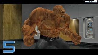 Fantastic Four (PC) 100% walkthrough part 5