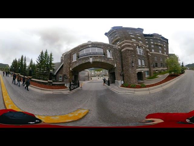 Banff Springs Hotel - Video 360