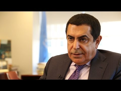 Al-Nasser on challenges to today's world