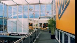 Temporary Structures & Pavilions by Condit for Exhibitions & Trade Show Environments