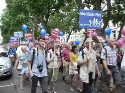 Demo In Wiesbaden
