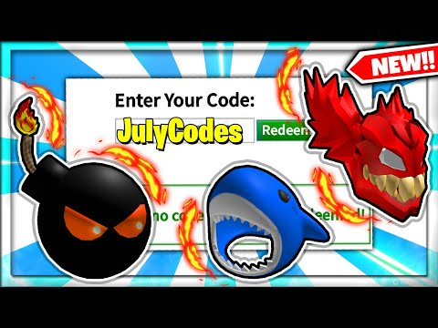 (JULY 2021) NEW ROBLOX PROMO CODES! ALL Roblox Promo Codes And FREE Items! WORKING 2021 NOT EXPIRED