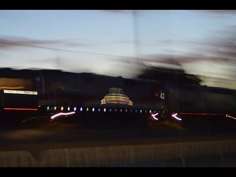 HD Railfanning on the Coast and JPBX...
