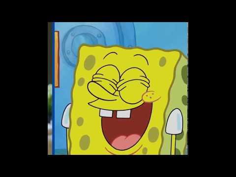 Spongebob's laugh on brodway vs original