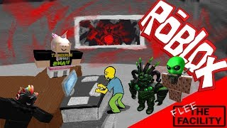 SLURP AROUND | FLEE THE FACILITY | ROBLOX