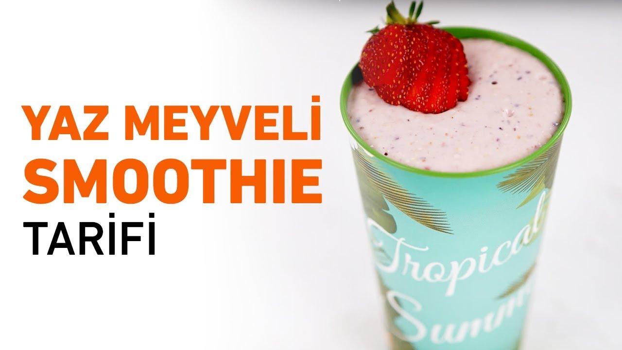 Meyveli Smoothie