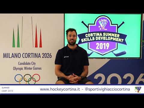 Cortina Summer Camp 2019 - Intervista A Jean-François Bérubé E James Corsi