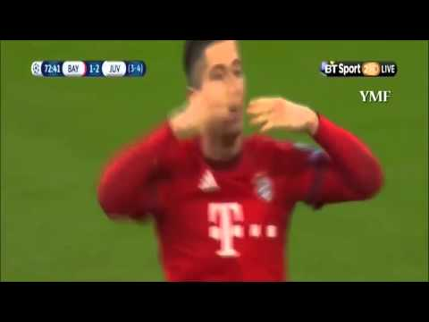 Bayern Munich vs Juventus 4 2 English Version Highlights 16 3 2016