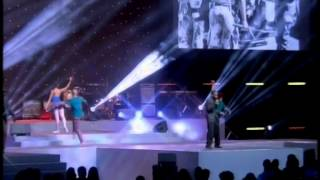 NAMA 2014 Live Performance by Kanibal (Friday 2 May 2014)