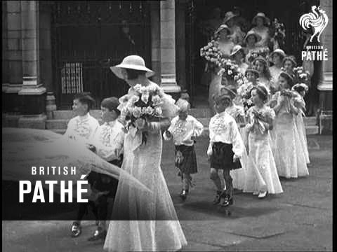 Season's Prettiest Wedding (1933)