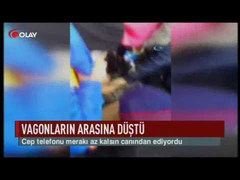 Bursa metrosunda can pazarı (Haber 06 01 2017)