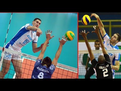Maxim Mikhaylov | Opuesto Ruso| 202cm | Volleyball en español