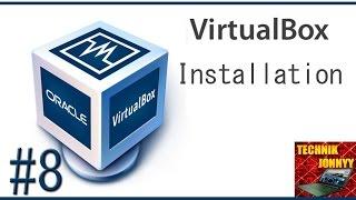 Virtual Box - Installation / Wie installiere ich ein Betriebssystem - Tutorial [German] [HD] [#008]