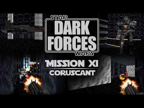 Star Wars Dark Forces mission XI |