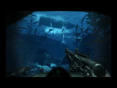 Call of Duty: Ghosts - Underwater Level - GTX 760 Ultra - Best Gaphics