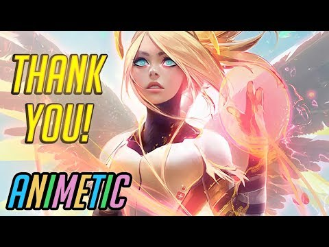 HEROES NEVER DIE -- and that includes Mercy! - 85k subscriber special! - Mercy montage - Overwatch