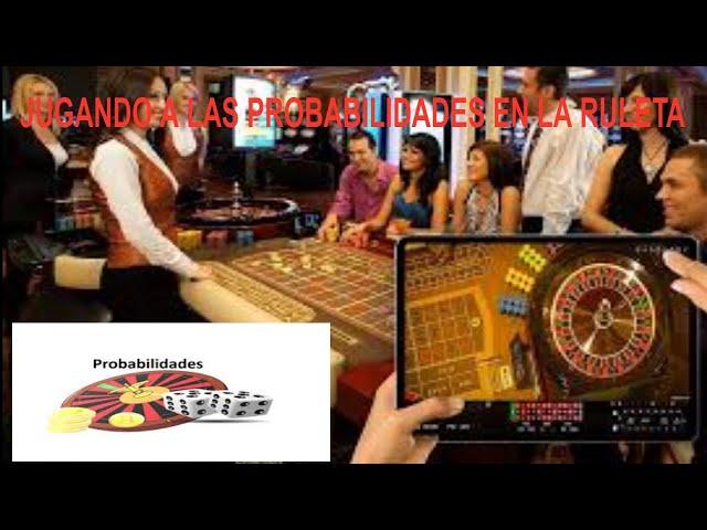 Jugando a las Probabilidades en la Ruleta Europea / Casino en Línea Betrevels 📈