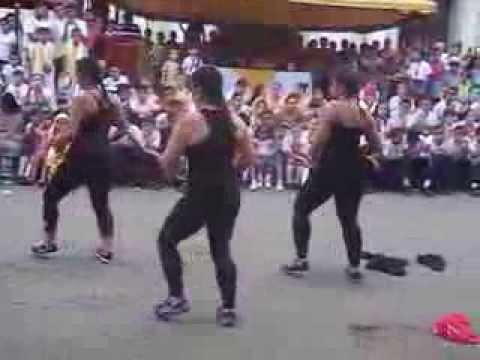 coreografia bachata Grupo Forever Dance