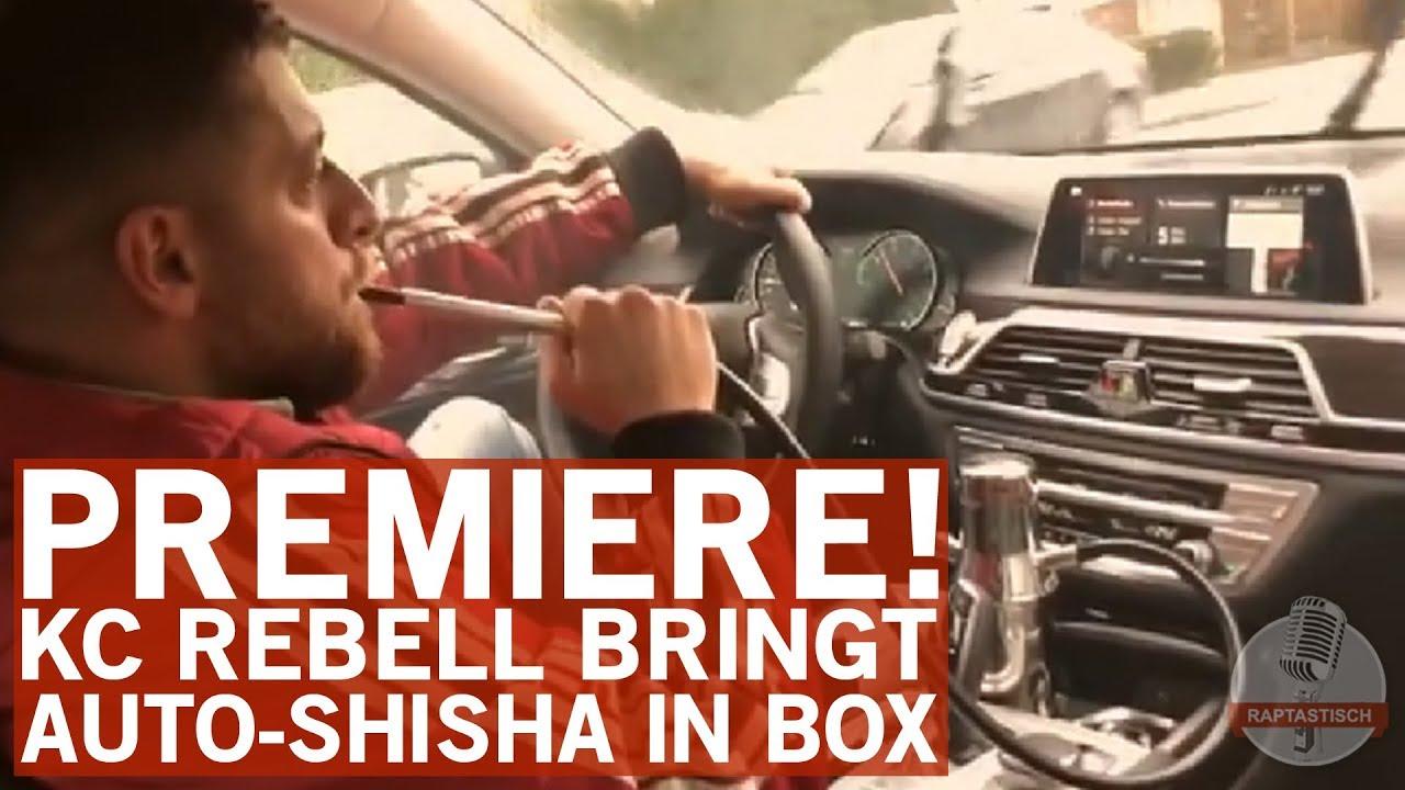 kc rebell shisha to go