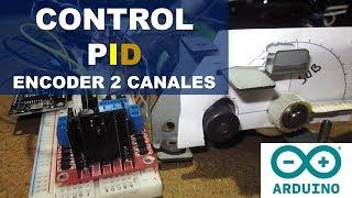 Pid control on arduino
