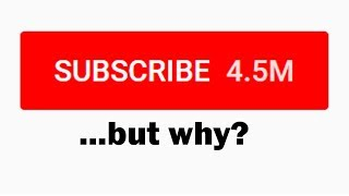 Why are you subscribed to me? (YIAY #460)