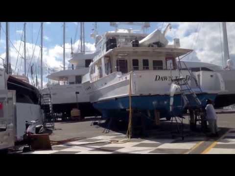 Newport Shipyard RI, USA