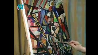 Уроки живописи # 33. Рисуем натюрморт