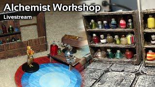 Livestream #003 Alchemist Workshop