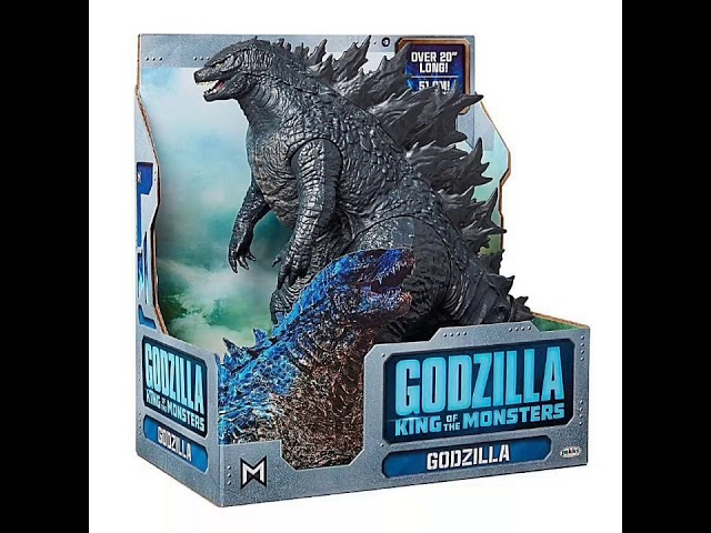 New Jakks Pacific Godzilla King Of Monsters 2019 Toys Revealed