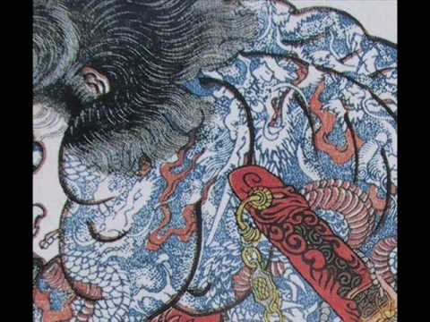 浮世絵でみる刺青  old school tattoo in ukiyoe