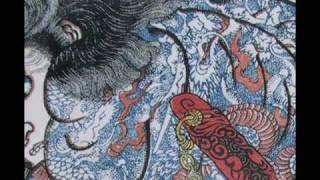 浮世絵でみる刺青  old school tattoo in ukiyoe