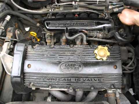 ROVER / MG 1.8 K SERIES ENGINE