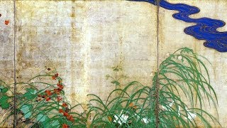 江戸時代後期の絵師であり、江戸琳派の祖として知られる酒井抱一を紹介...