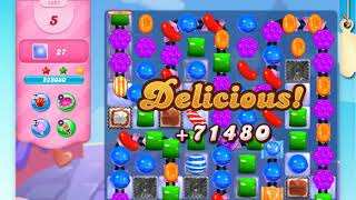Candy Crush-Level 1497
