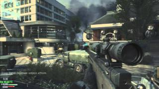 MW3 Gamepad gameplay on PC