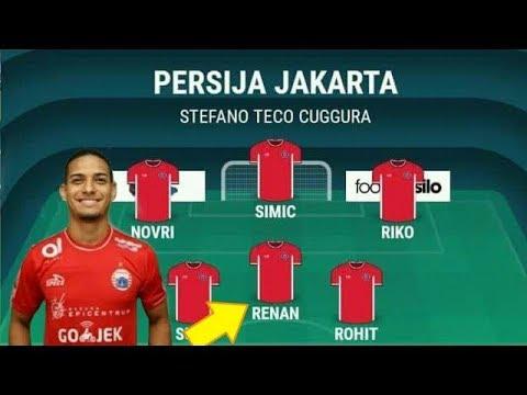 Piala Indonesia 2018  Persikabo vs Persija 0-2 full highlight