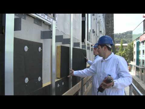 Vgradnja Toplotne Izolacije URSA V Prezračevano Fasado (SLO)