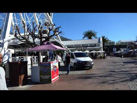 Marina Harbour Città del Capo